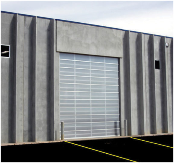 goliath polycabonate garage door