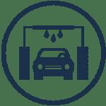car wash industry icon